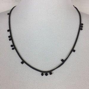 Madewell Dainty Geometric Necklace
